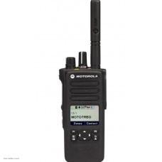 Портативная радиостанция Motorola DP4601E PBER302FE 136-174МГц, 1000 кан